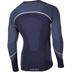 UYN Ambityon UW LS Shirt Men Deep Blue/Avio/White